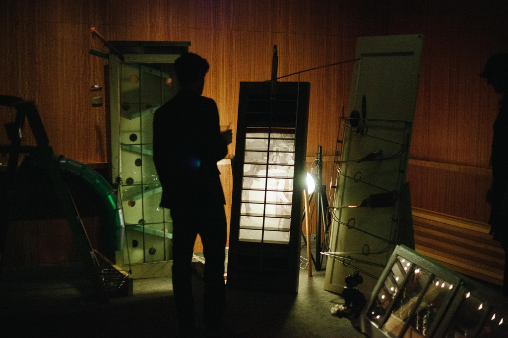SAM Remix Rube Goldberg Machine Installation by Weber Thompson