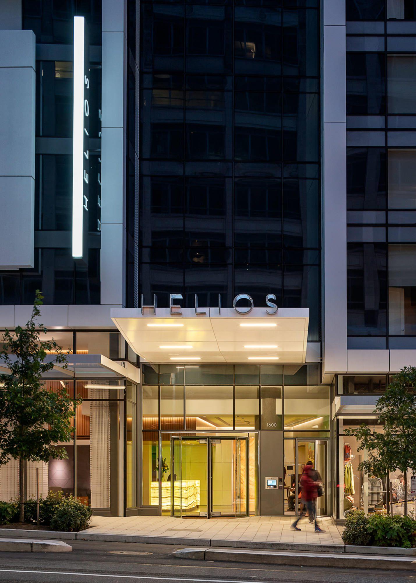 Helios in Seattle, WA.