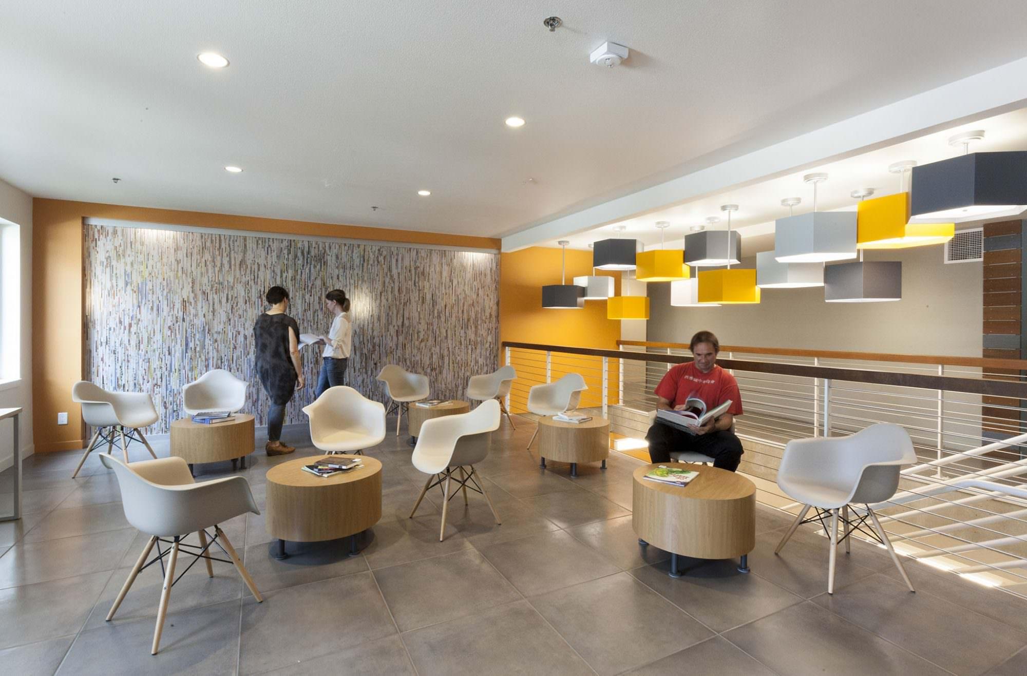 Raven Terrace at Yesler Terrace Interior Design