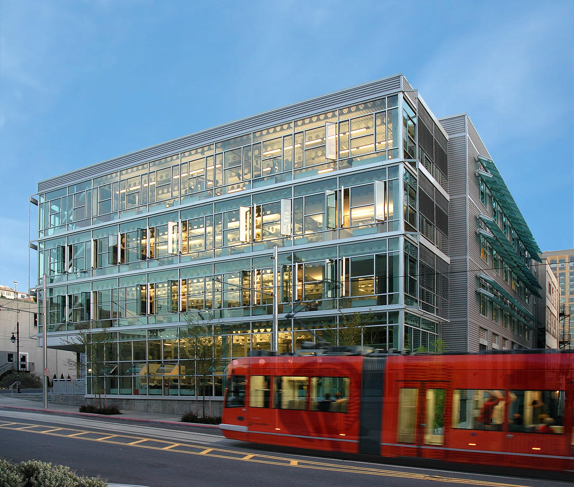 Terry Thomas Architecture