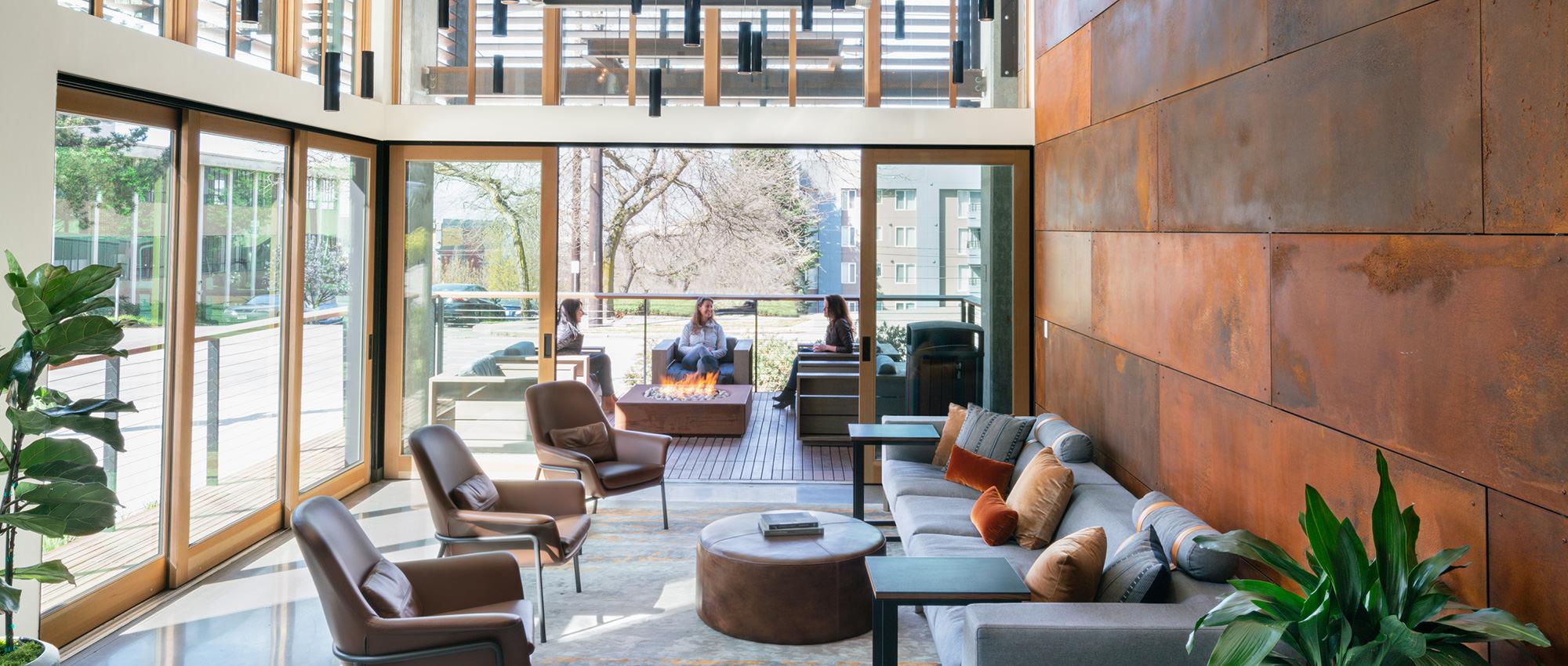 Elan Uptown Flats Interior Design