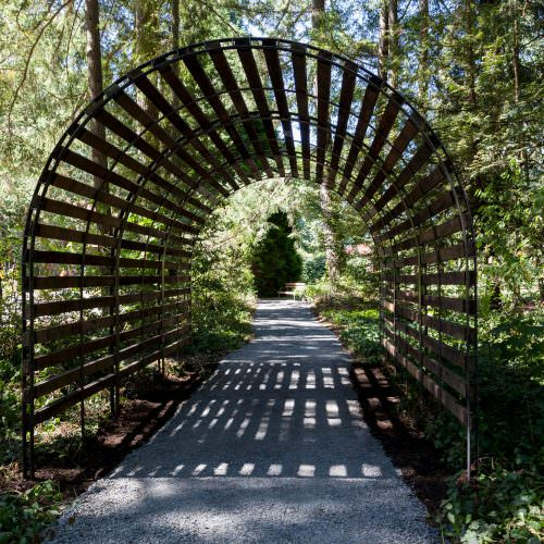 LeMay Sculpture Garden