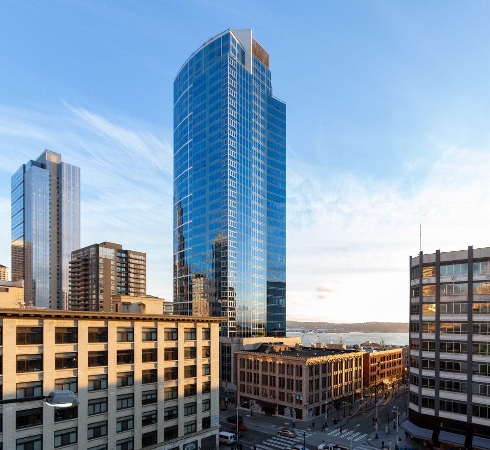 1521 2nd Avenue high rise