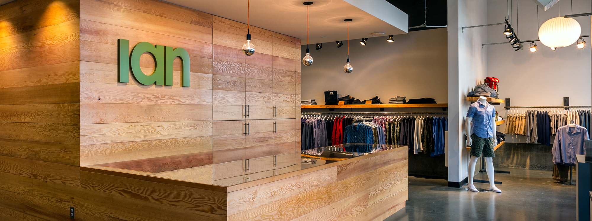 Ian Men's Store