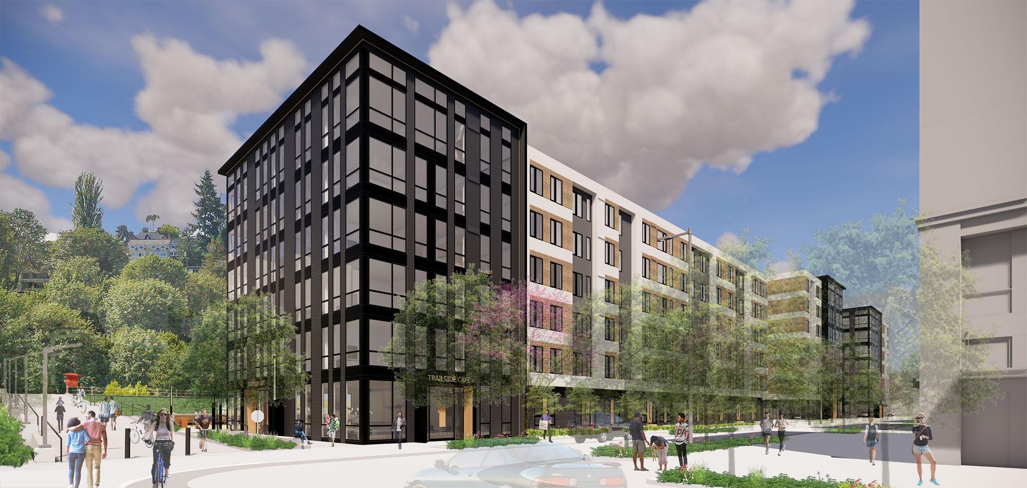 Trailside Student Housing Phase I