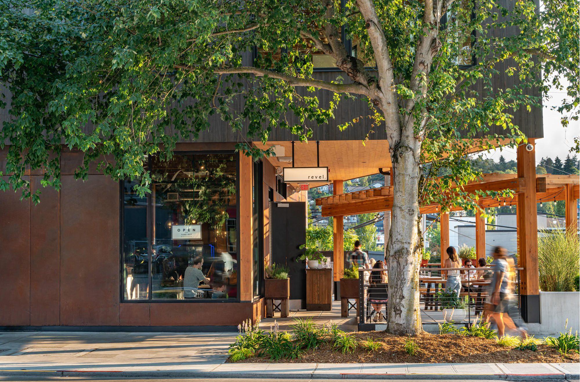 Cedar Speedster Landscape Architecture