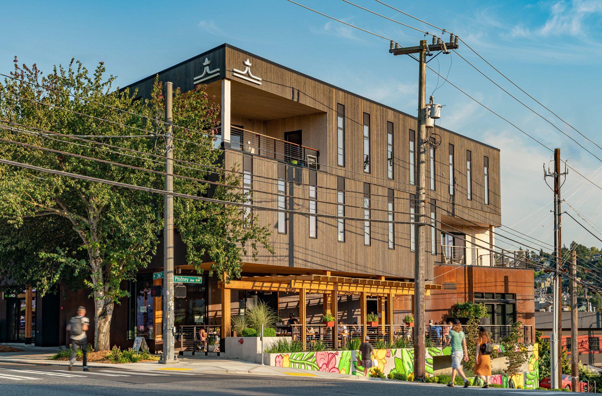 Cedar Speedster Landscape Architecute