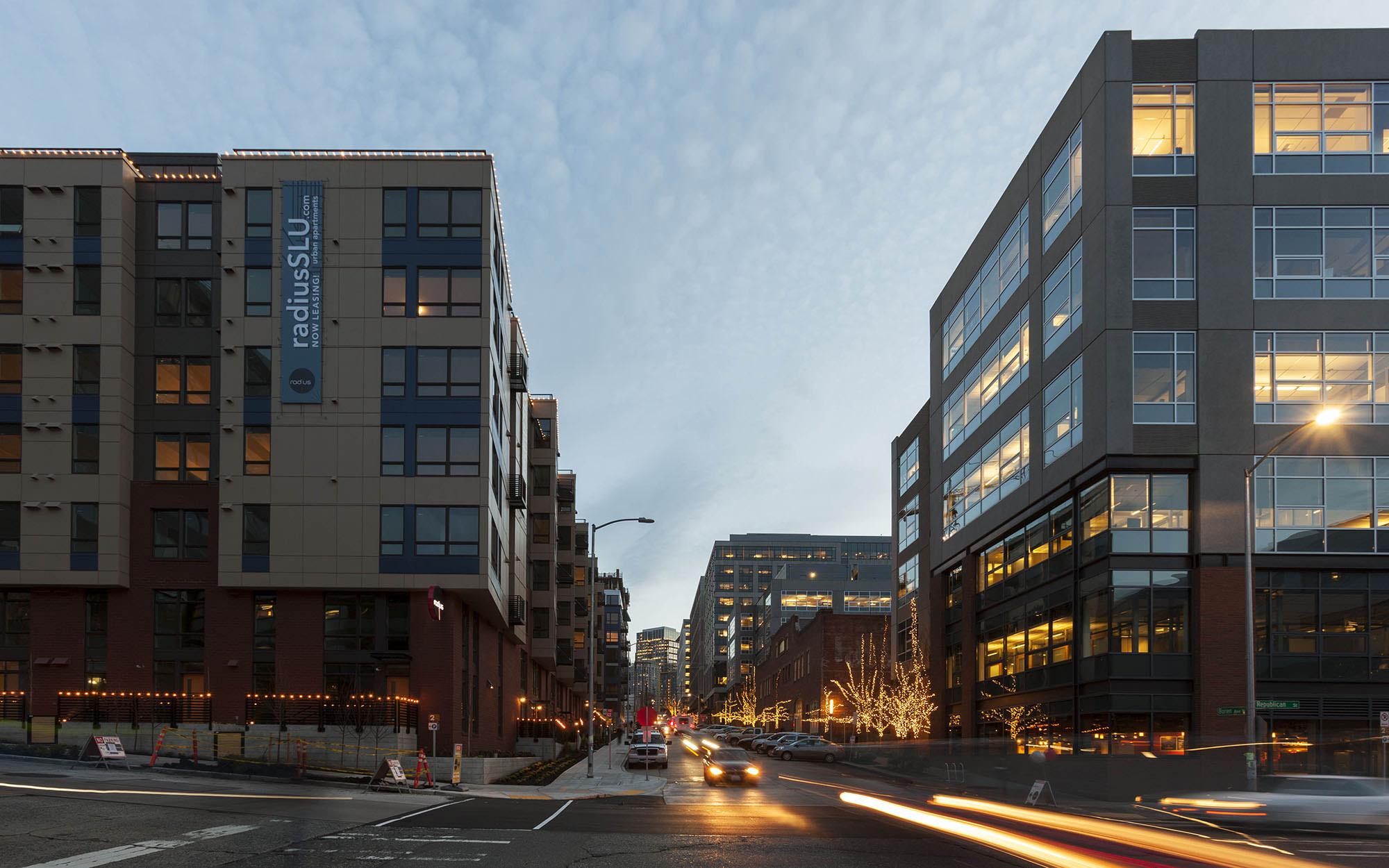 Radius SLU Architecture