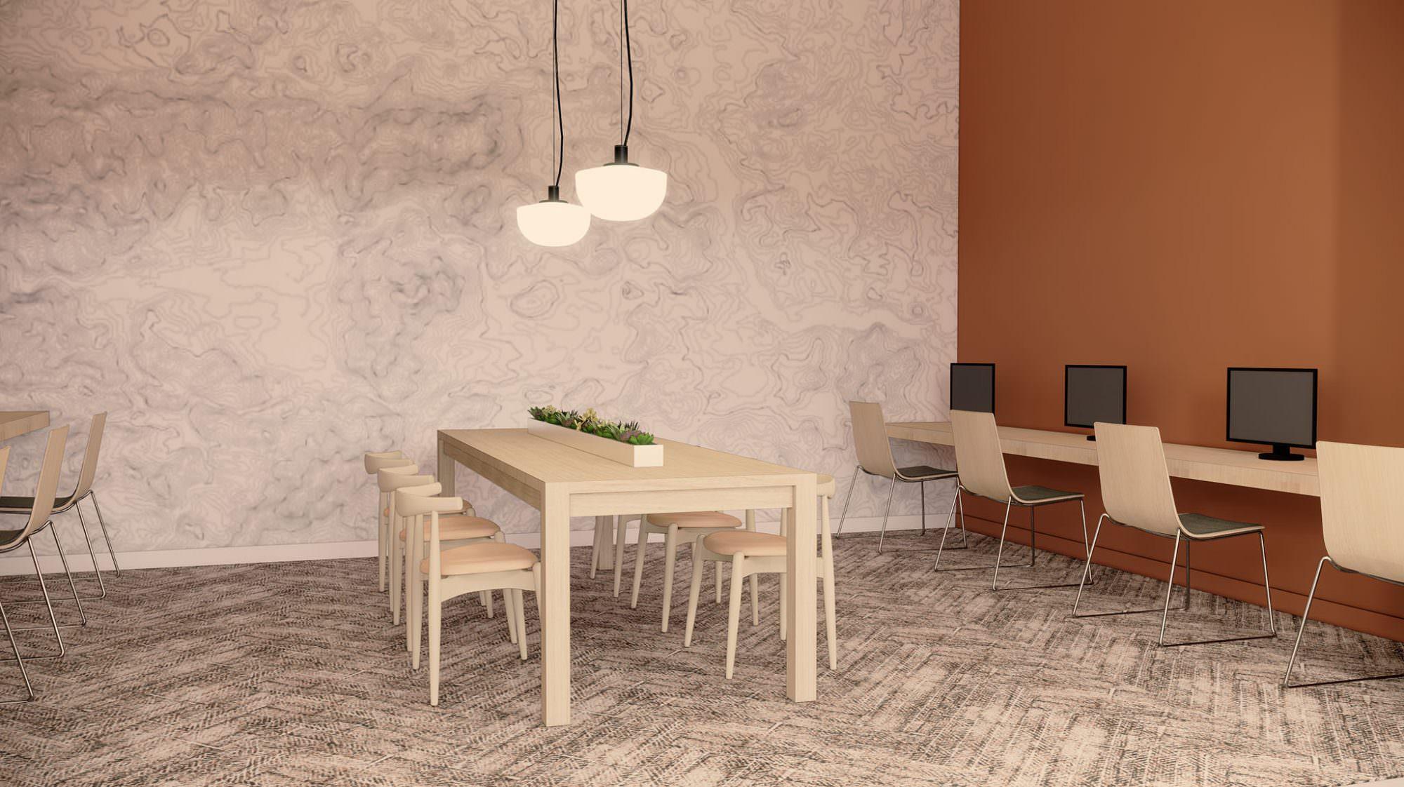 Trailside Phase 2 Interior Design
