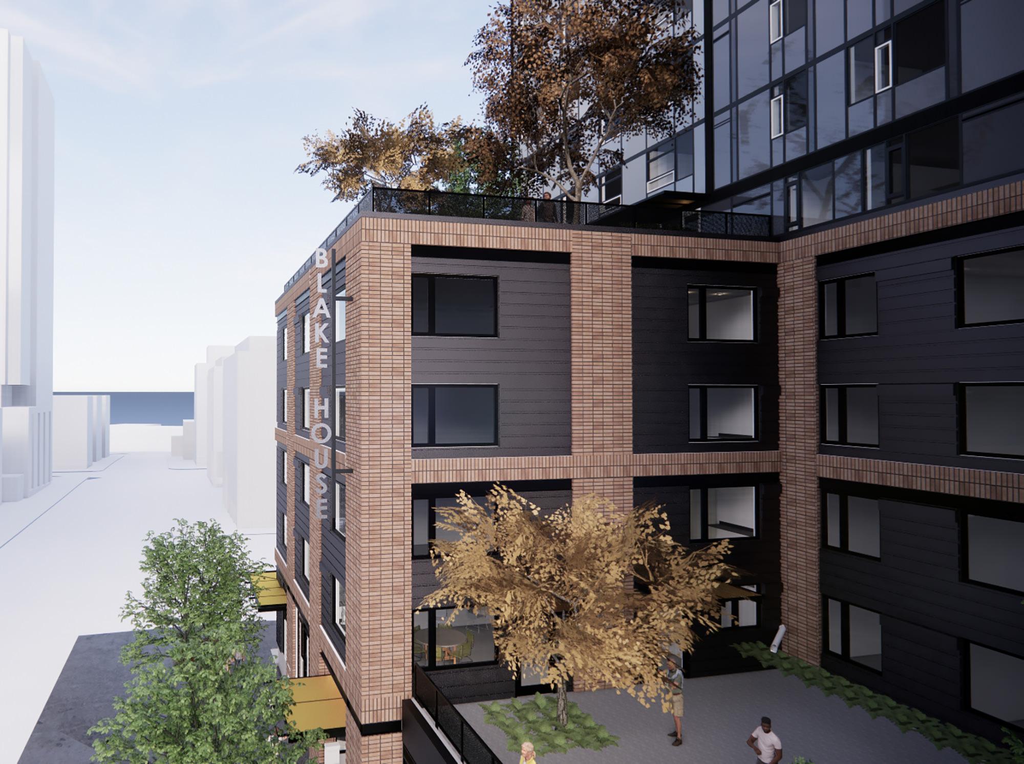 1400 Madison Architecture