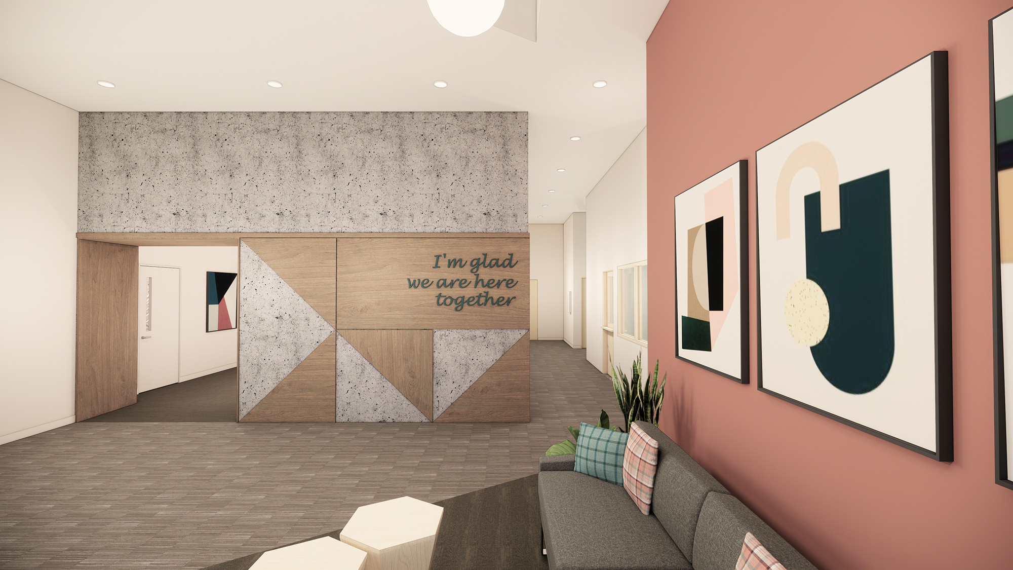 Bellwether Housing Lobby