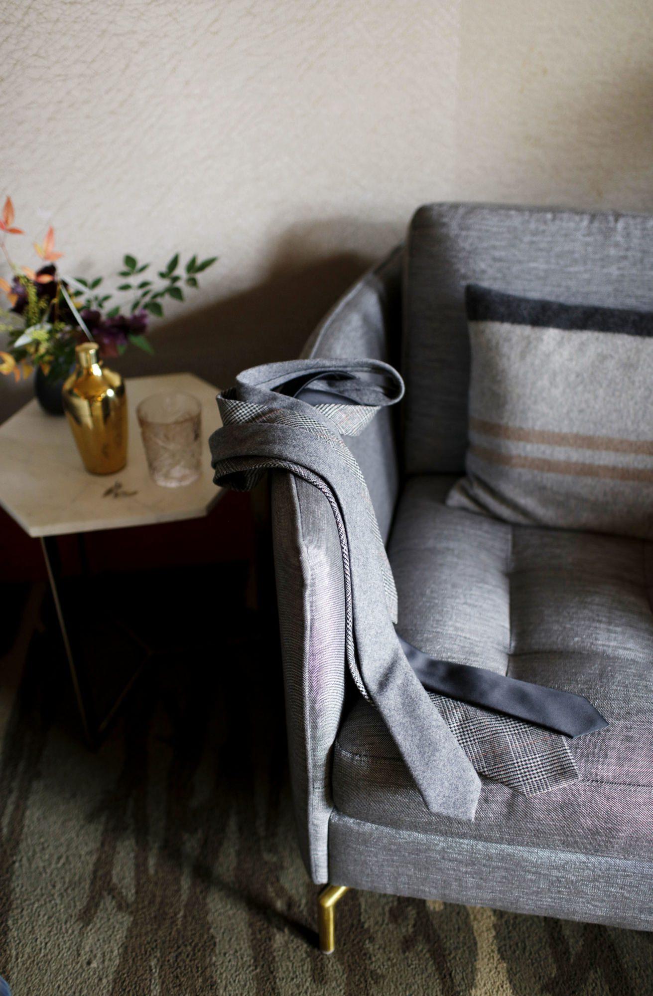 Willows Lodge Interior Design Bridal Suite