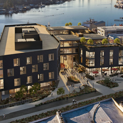 Latona at North Lake Union