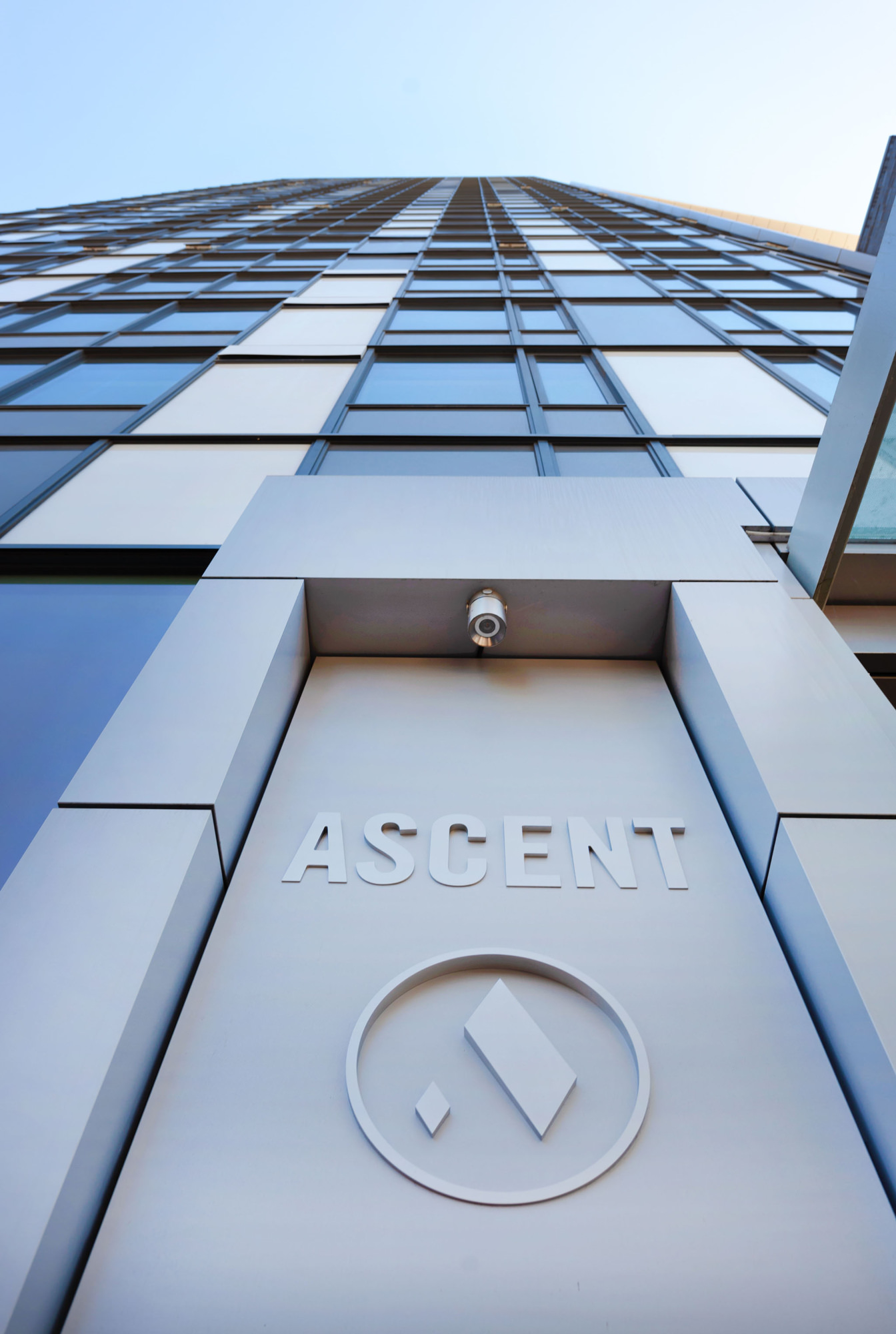 Ascent signage