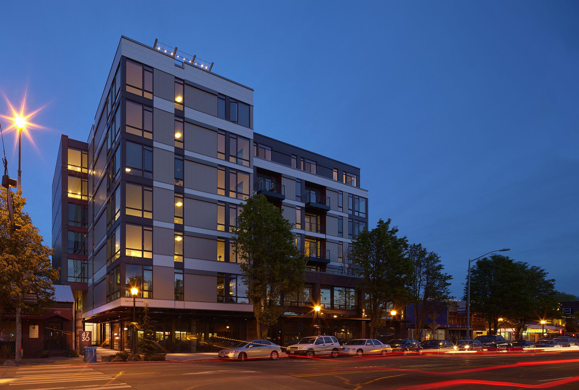 4730 California Ave architecture